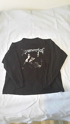 IMMORTAL - At The Heart Of Winter Tour  US LS XL