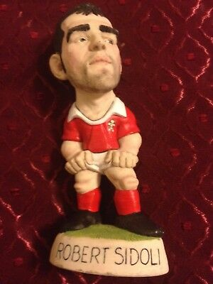 Robert Sidoli - Welsh Rugby Player - Mini Grogg