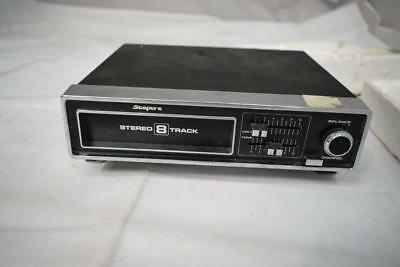 Vintage Retro Sceptre Stereo 8 Track Cassette SL-100 Not Tested Spares  Repairs