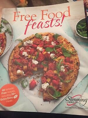 Slimming World recipe Book Free Food Feasts 60 recipes that are free in syns