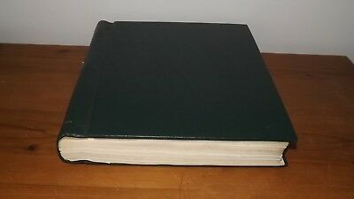 Gb 1841-1986 Used Stamps Collection In Windsor Album