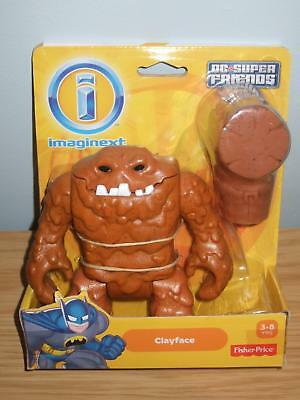 Imaginext Batman - Clayface Figure - Brand New In Pack