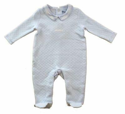 Baby Spanish style Romany quilted traditional babygrow romper  6-9 months BNWT