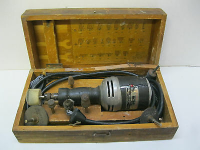 Chicago Wheel Co  Hi-Power Grinder Universal 17000RPM 115V 130W Cycles 25/60 (D5