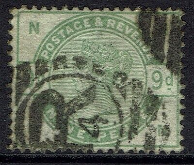 Great Britain, Used, 106, Very Nice