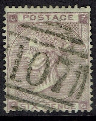 Great Britain, Used, 39, Nice Stamp