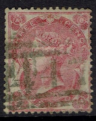 Great Britain, Used, 37, Pale Rose, Nice