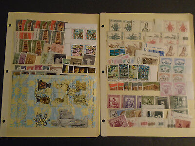 Nice Vatican Collection Mnh Stamps And Sheets
