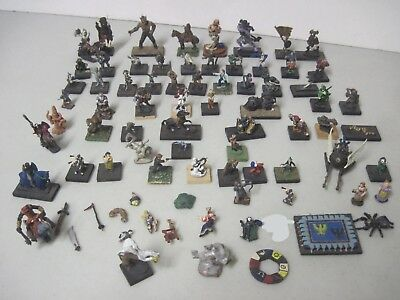 Lot 2 Dungeons & Dragons & Miscellaneous Rpg Role Playing Miniatures Metal
