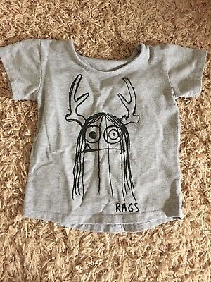 Rags To Raches Trinny Shirt 12-18 Months