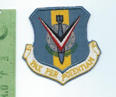 US Air Force USAF 321st  Bomb Wing  patch