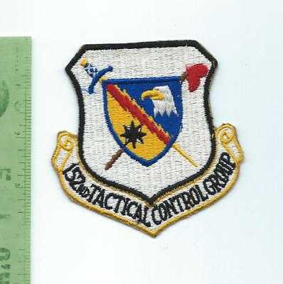 US Air Force USAF 152nd Tactical Control Group  patch