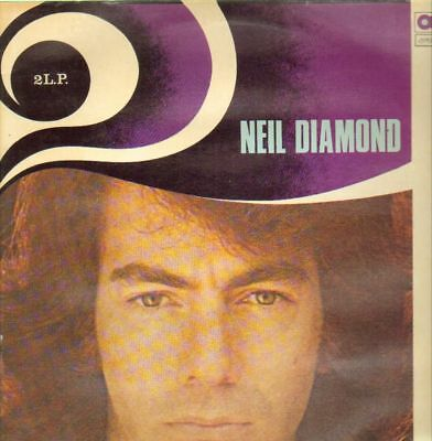 Neil Diamond London Records 2xVinyl LP