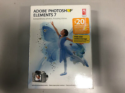 Adobe Photoshop Elements 7 (for PC)