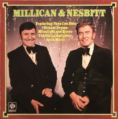 Millican And Nesbitt Pye Vinyl LP