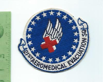 US Air Force USAF 21st Aeromedical Evacuation  Squadron    patch
