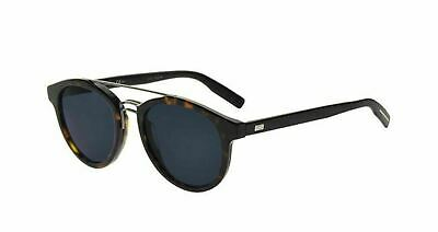 2fb1d3dfa967 Authentic Christian Dior Homme Black Tie 231 S KVX/KU Dark Havana Sunglasses
