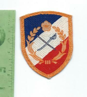 Republic of China Taiwan Command and General Staff   patch