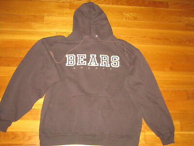 Hershey Bears Hockey Hoodie Mens Large Excellent Condition