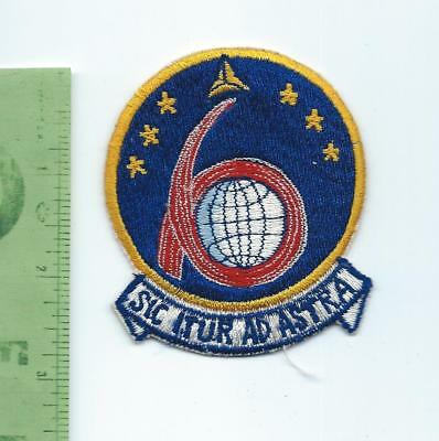 US Air Force USAF 60th  Bomb Squadron  patch  Ace Novelty Tokyo Japan Label