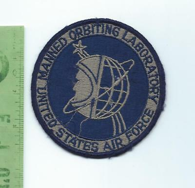 US Air Force USAF  Manned Orbiting Laboratory   patch