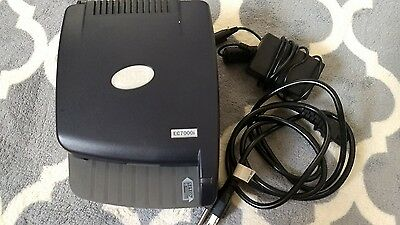 RDM EC7000i Check Reader/Scanner EC7011F w/ Power Adapter