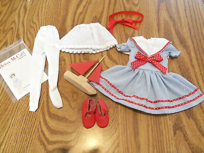 """Tonner 14"""" BETSY MCCALL"""" Going Sailing""""  complete outfit"""