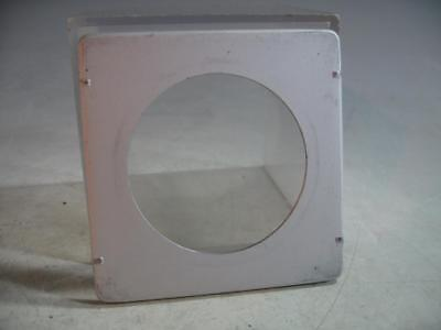 Graflex Lens Board For 4 X 5 Graphic Camera With a 65MM Opening