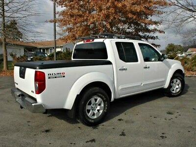 "2006 Nissan Frontier CREW CAB 2006 NISSAN FRONTIER  /  ""NISMO""  OFF- ROAD  /  4.0L, CREW CAB  /  4X4 / CLEAN"