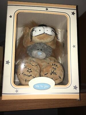 Me To You Bear lion suit brand new boxed limited edition