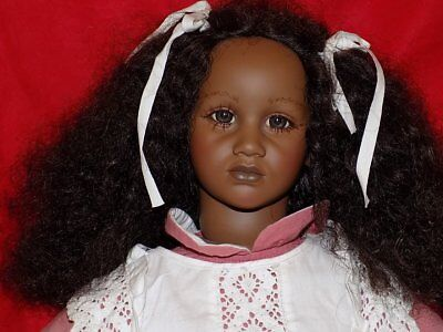 """ANNETTE HIMSTEDT FATOU DOLL from Barefoot Collection 26"""""""