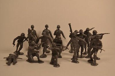 Marx Battle Ground German Soldiers