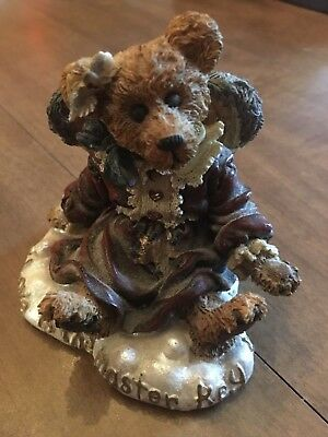Boyd's Bears & Friends - The Bearstone Collection Guinevere the Angel