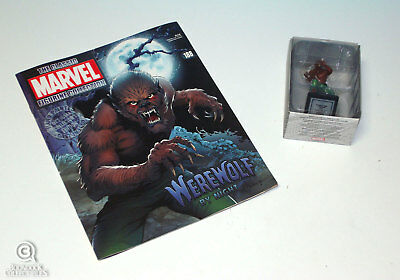 Werewolf By Night Statue Marvel Classic Collection Die-Cast Figurine New #188