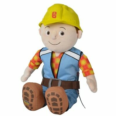 Bob the Builder - Plush Figure - Soft Toy Softwool Material 25 cm