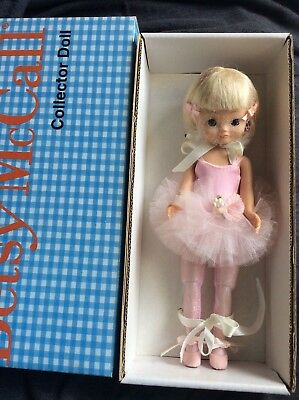 """Betsy McCall 8"""" doll BETSY TAKES A BALLET CLASS"""