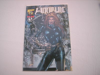 Witchblade : Issue #1/2 (Wizard)