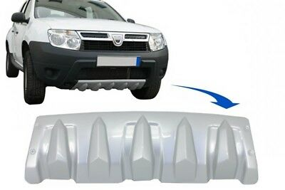 Dacia Duster 4x4 / 4x2 Skid Plate 10+ Sport Front Bumper Protection ABS Plastic