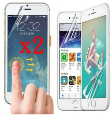 1x/2x Premium Real Tempered Glass Screen Protector Film for Apple iPhone 7 6 5SE