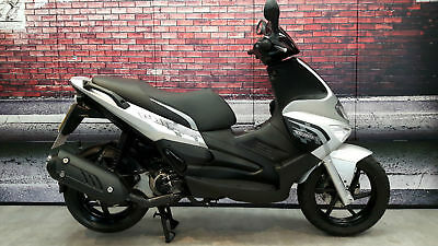 2015 Gilera Runner 125 Matt Silver scooter.1 owner from new Soul Special edition