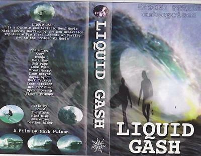 Surfing Liquid Gas Occy Vhs Video Pal A Rare Find