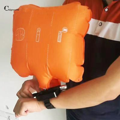 Portable Drowning Rescue Float Wristband Lightweight Water Buoyancy Life Saving