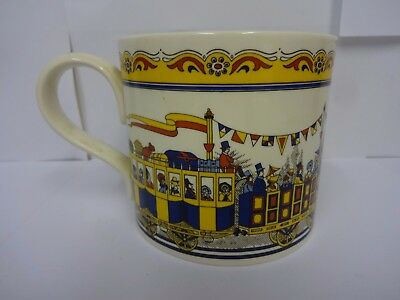 spode the great railway expo 1830-1980 liverpool & manchester railway china mug