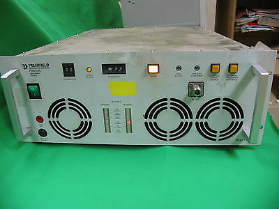 Freshfield Microwave Systems FMS1005 HIGH POWER AMPLIFIER 390 - 435MHz