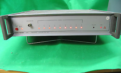 RACAL 9478 - 04A 10 MHz frequency distribution amplifier