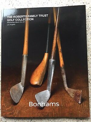 Rare AUCTION CATALOGUE BONHAMS WILL ROBERTO COLLECTION - FINE QUALITY ITEMS