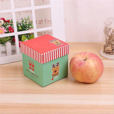 Xmas Christmas Gift Boxes Christmas Eve Apple Box Candy Boxes Party Boxes Gift