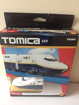 Trackmaster Tomy BULLET TRAIN 2 speed E4 MAX Tomica Hypercity Brand New thomas