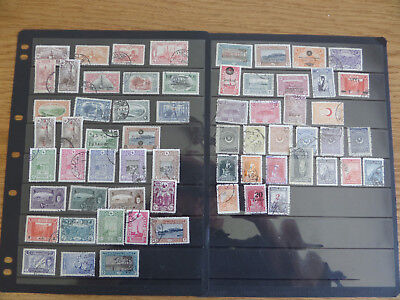 Turkey 1914-26 Used collection