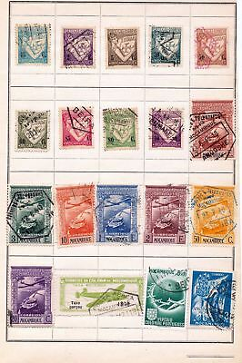 Portugal Mozambique OLD/Mid  Mint &Used Lot ( Appx 120 Stamps) DAB04